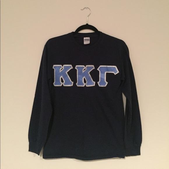 993f2040 5 SHIRTS Kappa Kappa Gamma Apparel