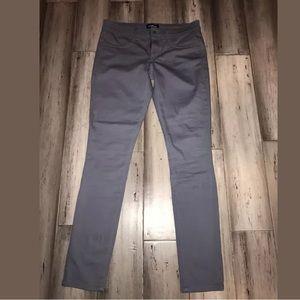 Bebe Gray Skinny Pant Trousers 4