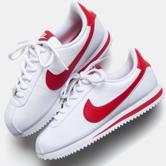 hot sale online ffb5d 68341 ... ireland nike cortez white red shoes size 7 womens 3c549 a1932