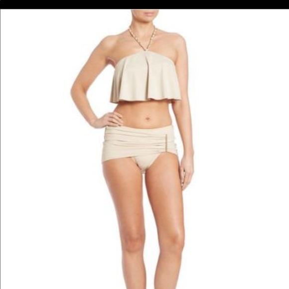 4807989979151 NWT Michael Kors Skirted Bathing Suit Bottoms