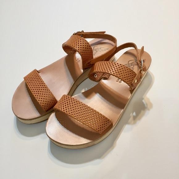 d4358cdf95b Ancient Greek Sandals Shoes