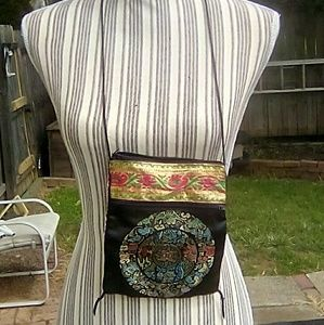 Handbags - Colorful Purse Shoulder or Cross Body