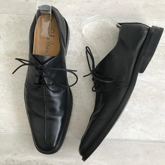 Cole Haan Leather Split Toe Dress Shoes