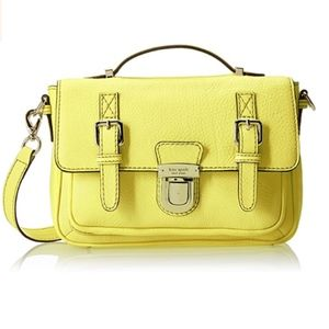 Kate Spade  Yellow Crossbody Lola Avenue Lia