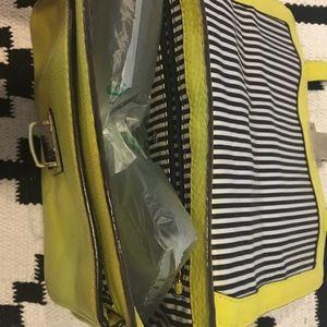 kate spade Bags - Kate Spade  Yellow Crossbody Lola Avenue Lia