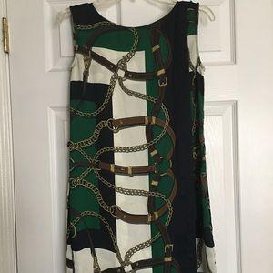 Micheal Kors sleeveless dress