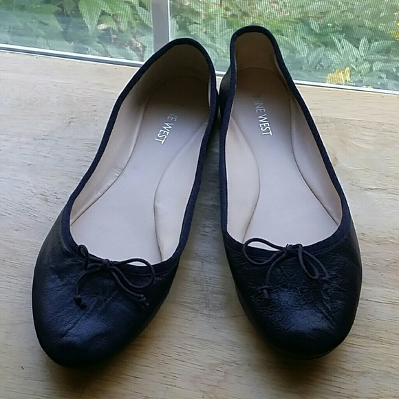 reliable quality many choices of hot products 🌹Nine West Classica ballet flats