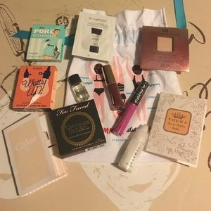 Other - Samples from Sephora Play..