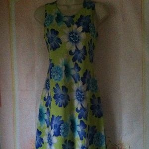 Dresses & Skirts - Beautiful blue an light green dress