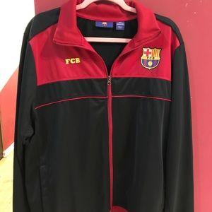 Other - Men's FC Barcelona sport jacket