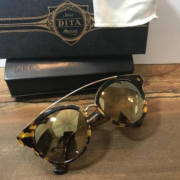 ee6b4070e5aa DITA Accessories - Dita Medina Tortoise Sunglasses Style 22023