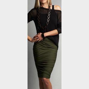 Ralph Lauren Black Label Pencil Skirt