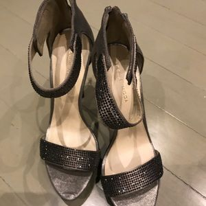 Shoes - Evening grey sandals