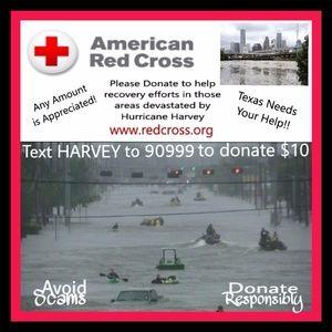 Houston Flooding from Harvey