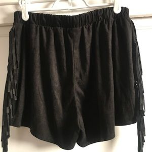 Pants - Festival 🌞 Fringe Shorts