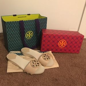 1767338ffc1 Tory Burch Shoes - ‼️NIB Tory Burch Miller Slide
