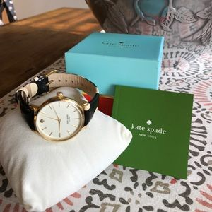 how to change kate spade watch band