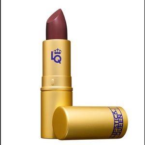 Lipstick Queen sheer lip stain Saint in Wine.