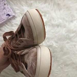 Superga Shoes - NEVER WORN SUPERGA SHOES
