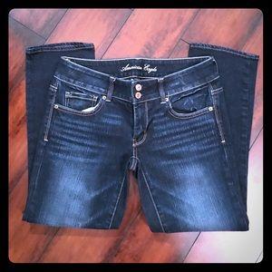 AE- Artist Crop Jeans