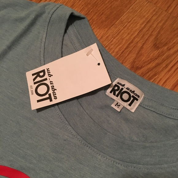 Suburban Riot Tops - NWT Vitamin Sea Tshirt from Suburban Riot
