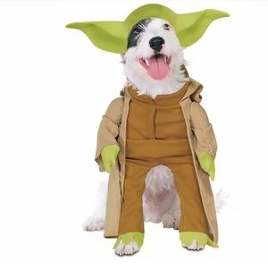 Other - Yoda Dog Pet Halloween Costumes New