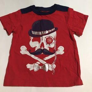 Other - Skull Tee Shirt 24M