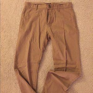 Men's Gap khakis size 30x32 EUC