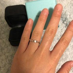 1e6ae6982 Tiffany & Co. Jewelry | Tiffany Co Elsa Peretti Swan Ring Size 45 ...