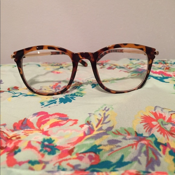ee9b3ef13a3a9 Accessories - Leopard Print Non-prescription Glasses
