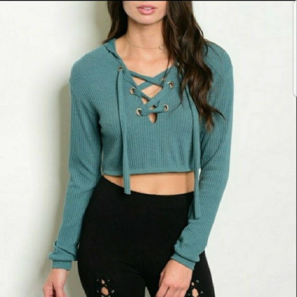 Sip N' Sparkle Tops - Crop Top - Small