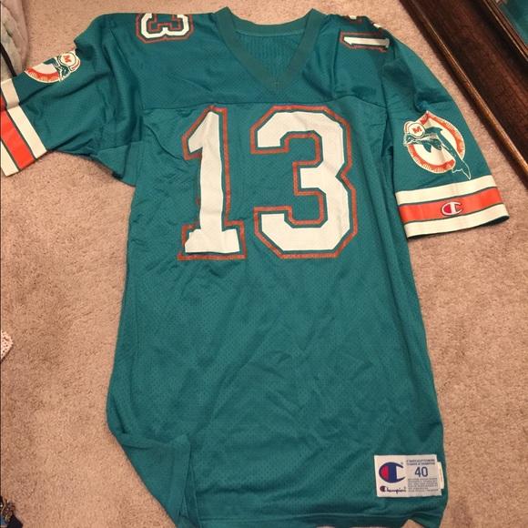 Miami Dolphins Dan Marino Jersey