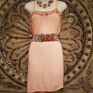 Dresses & Skirts - Adorable peach sun dress