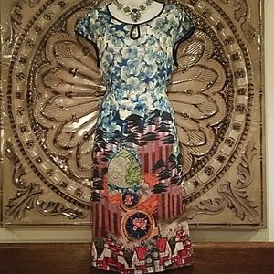 Dresses & Skirts - Phenomenal silk dress