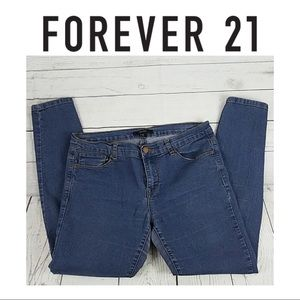 Forever 21 Jeans Skinny Size 30