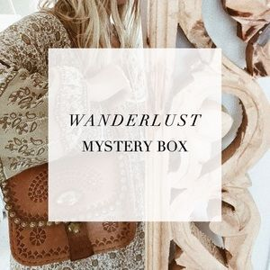 Other - WANDERLUST mystery box