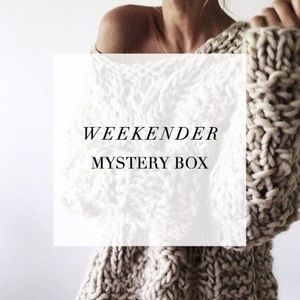 Other - WEEKENDER mystery box