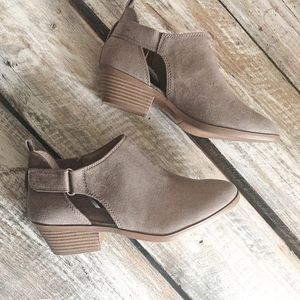 Shoes - Fall Staple Booties
