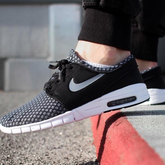 una taza de azafata pobre  Nike Shoes | X Hp Nike Sb Stefan Janoski Max Mens 9 | Poshmark
