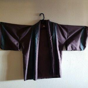 Kimono style jacket