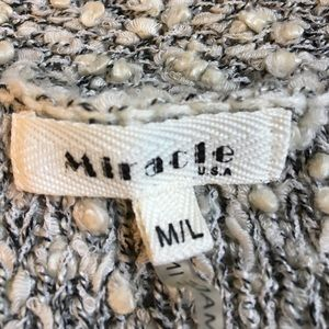 Miracle Sweaters - Miracle U. S. A. Sweater with Ruffles