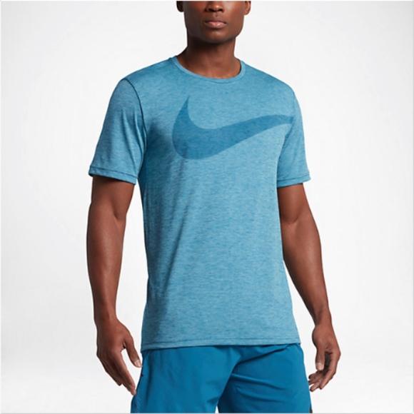cf7a5b31 Nike Shirts | Breathe Swoosh Mens Drifit Shirt Nwt | Poshmark