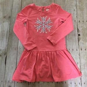 Gymboree Girl's Snowflake Dress