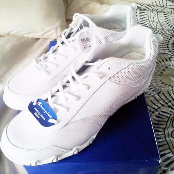e7e5f08eafb Champion Shoes - Champion White Women Sneakers Size 12
