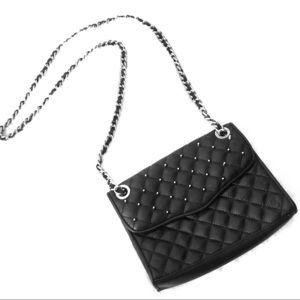 Rebecca Minkoff Studded Mini Affair Purse Bag