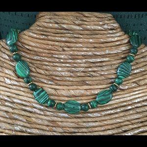 Jewelry - 🛍✨✨NEW✨✨Malachite Necklace✨