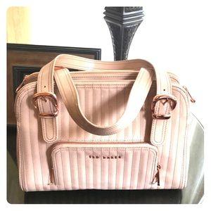 Ted Baker Rose Gold handbag