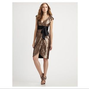 Flash sale⚡️BCBG Max Azria Reeve Sequin dress nwt