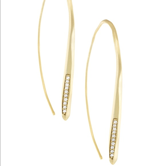 Kendra Scott Julian Earring in Metallic Gold