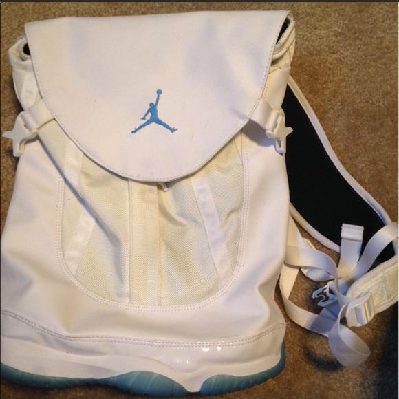 759631937711 Jordan Other - Jordan Retro 11 backpack RARE